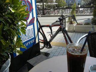 自転車&珈琲