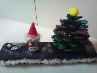 クリスマストトロ