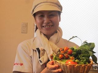 ねじめ畑の野菜たち