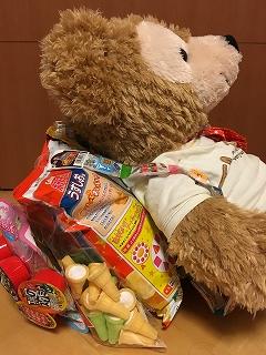 お菓子リュック-2