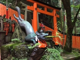 伏見稲荷神社②